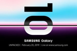 Samsung to release Galaxy S10 lineup | News