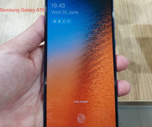 Samsung Galaxy A70: Perfect for media comsumption   Review