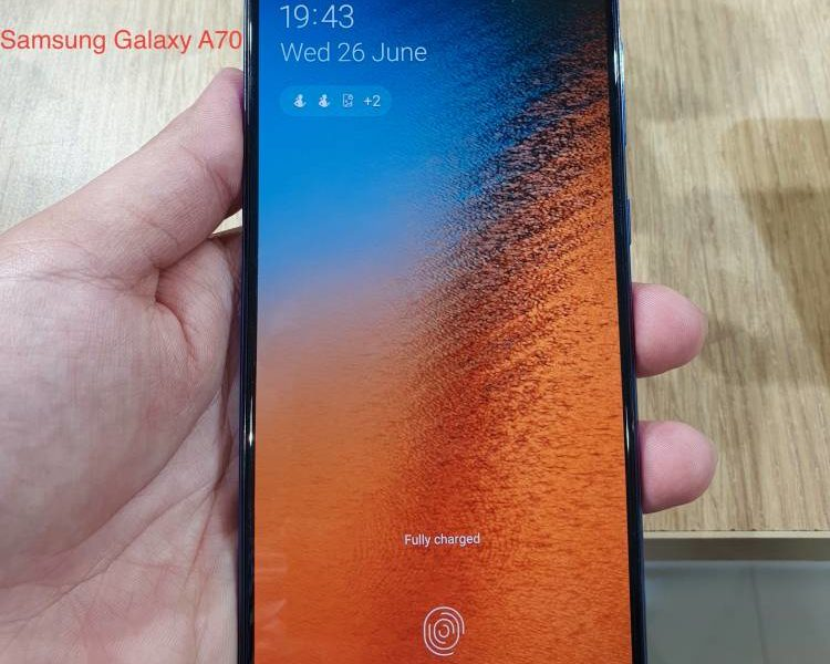 Samsung Galaxy A70: Perfect for media comsumption | Review