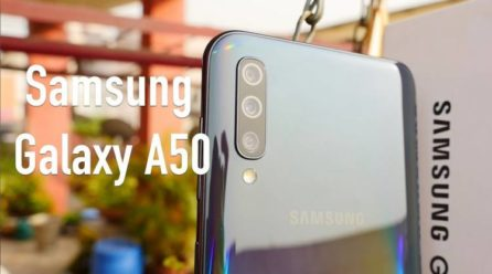 Samsung Galaxy A50 | Review